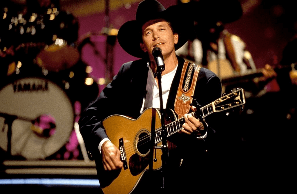 George Strait Early Life
