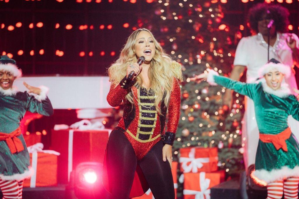 Mariah Carey measurements