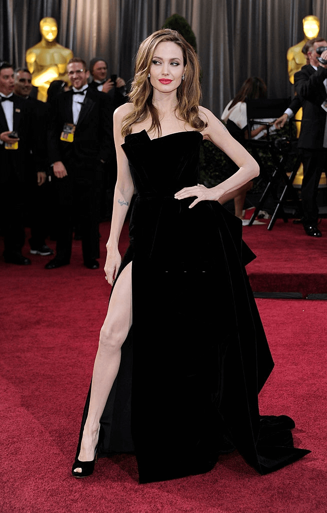 Angelina Jolie Career