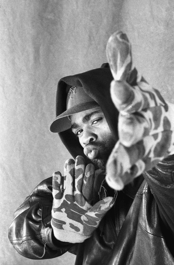 Method Man Early Life