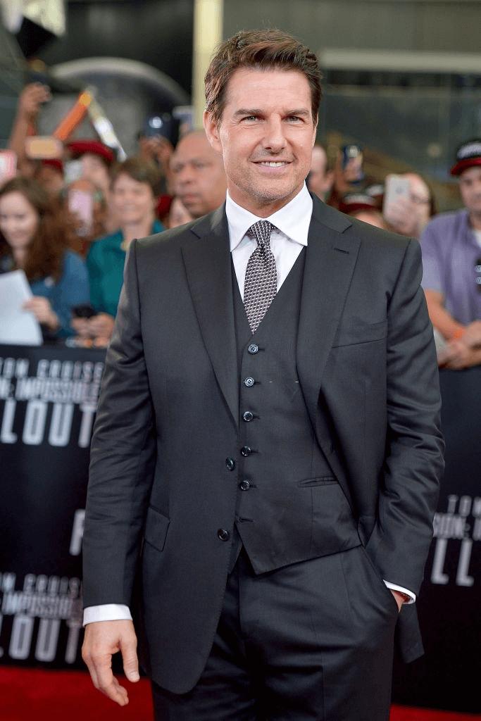 Tom Cruise Career