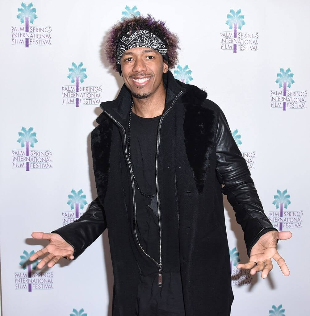Nick Cannon Career