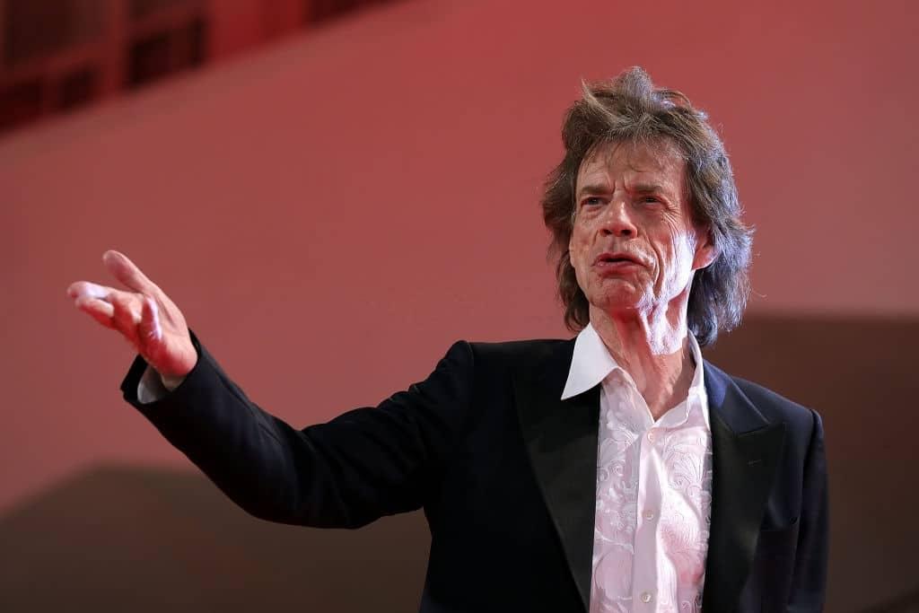 Mick Jagger Net Worth