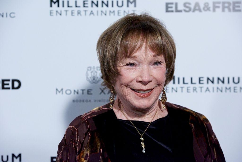 Shirley Mclaine