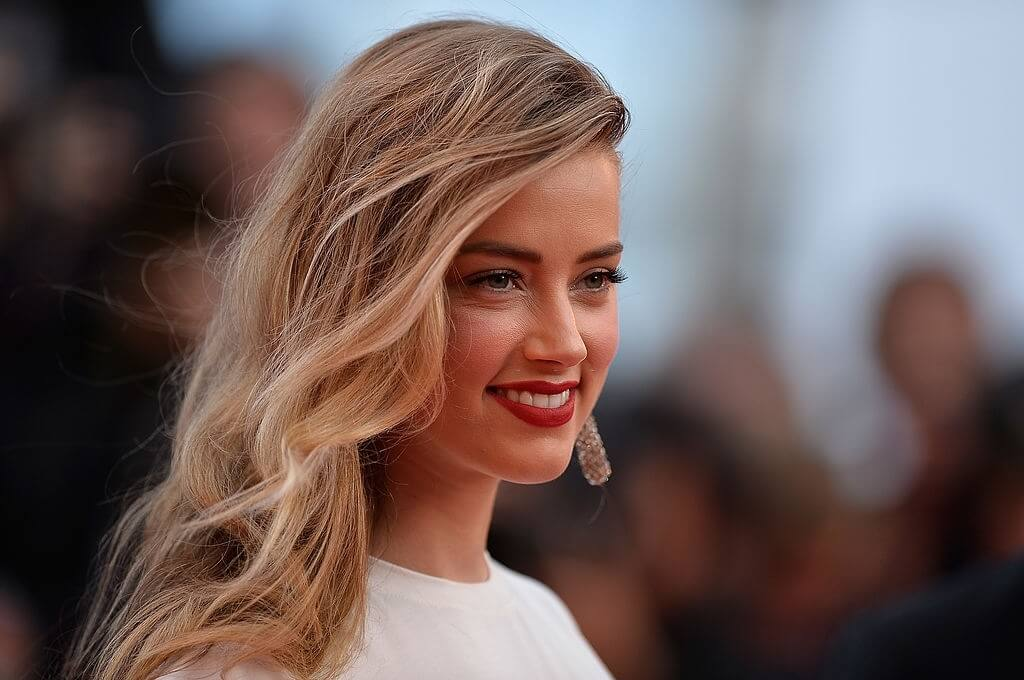 Amber Heard Measurements
