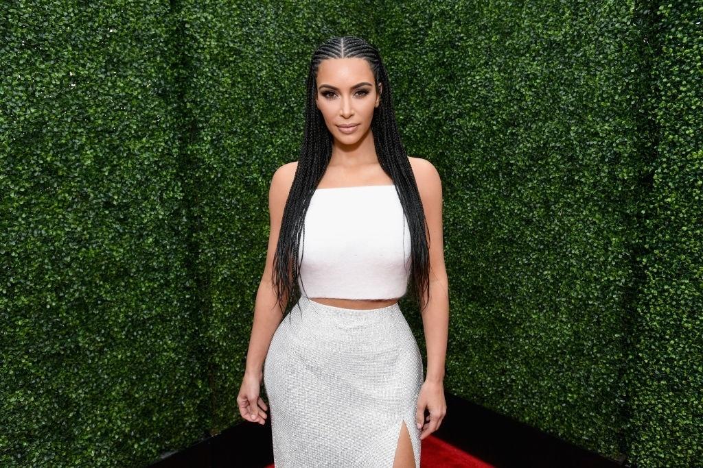 Kim Kardashian Measurements