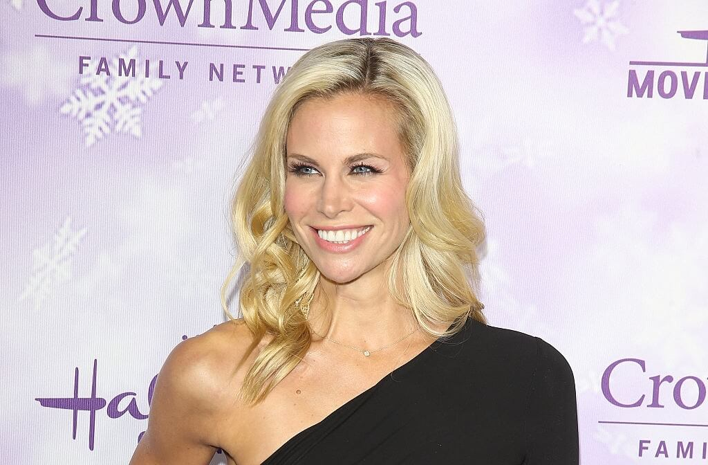 Brooke Burns Measurements