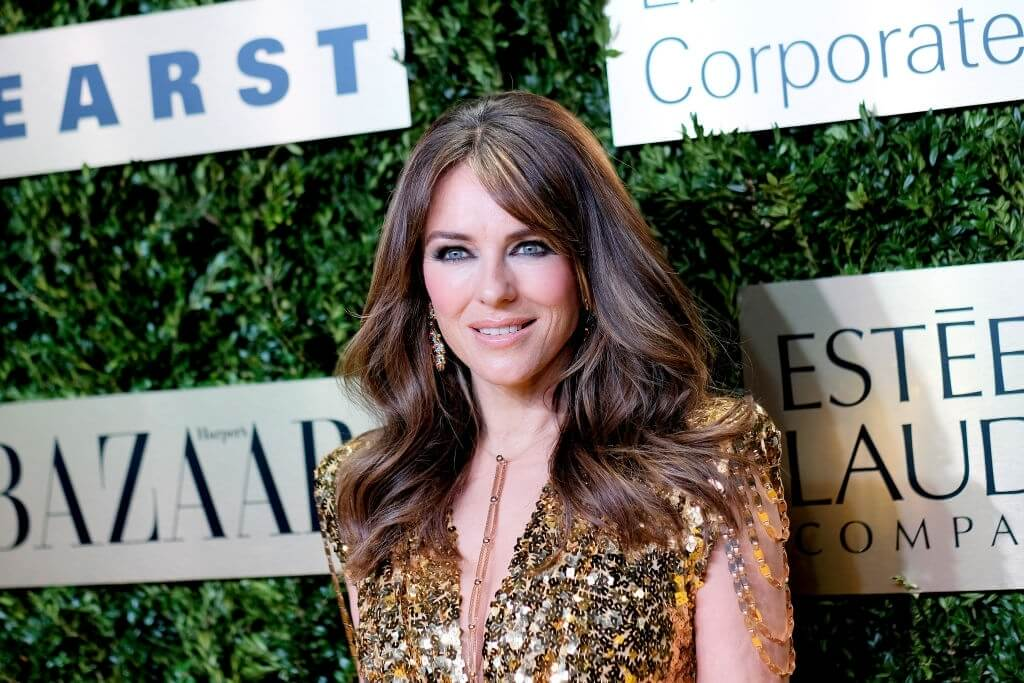 Elizabeth Hurley Measurements