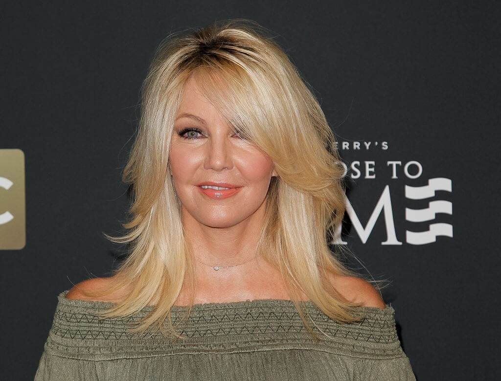 Heather Locklear Measurements