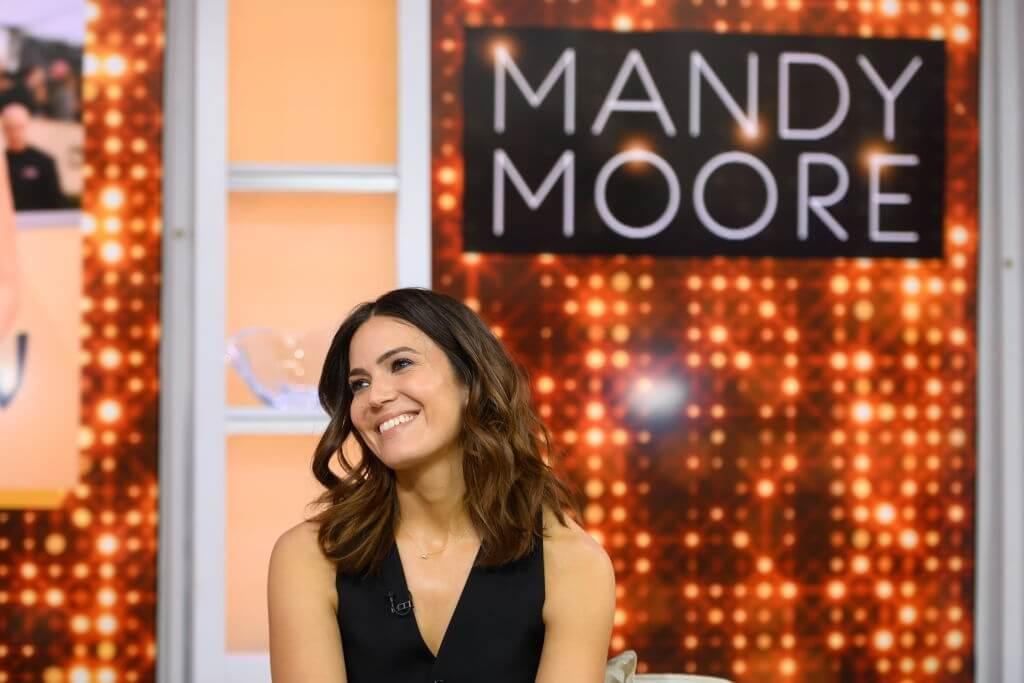 Mandy Moore Measurements