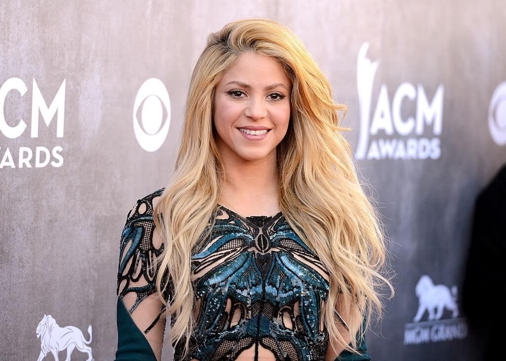 Shakira Measurements