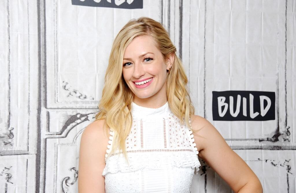 Beth Behrs Measurements