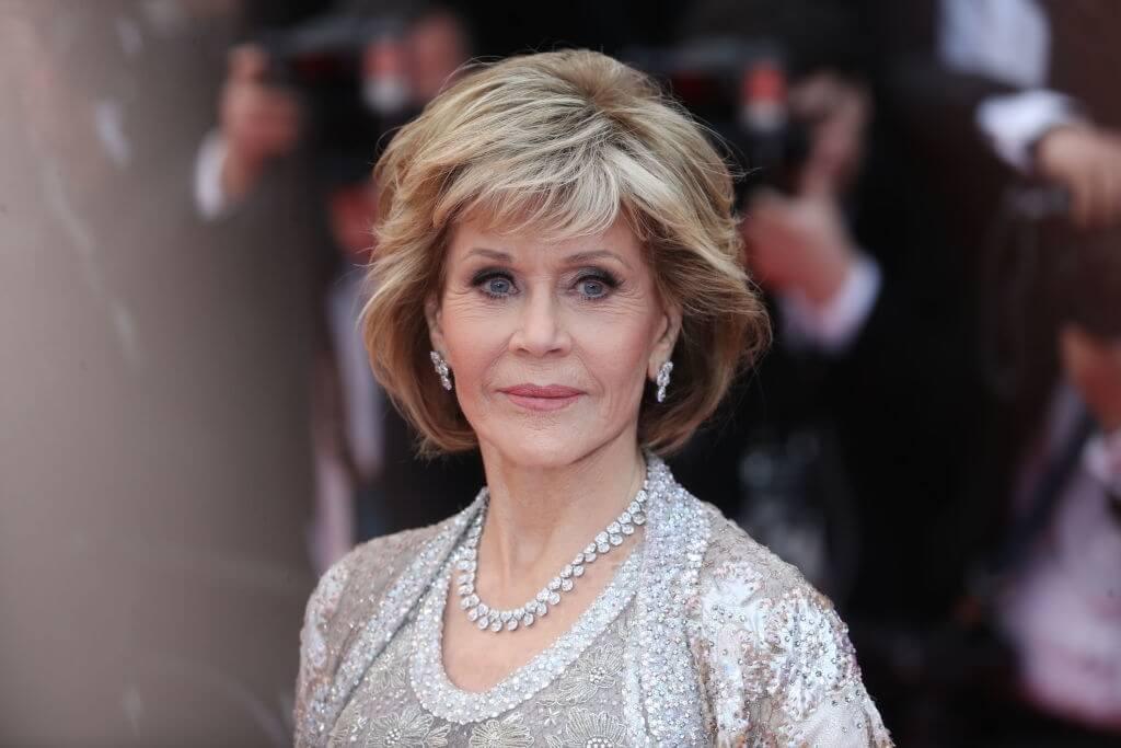 Jane Fonda Measurements