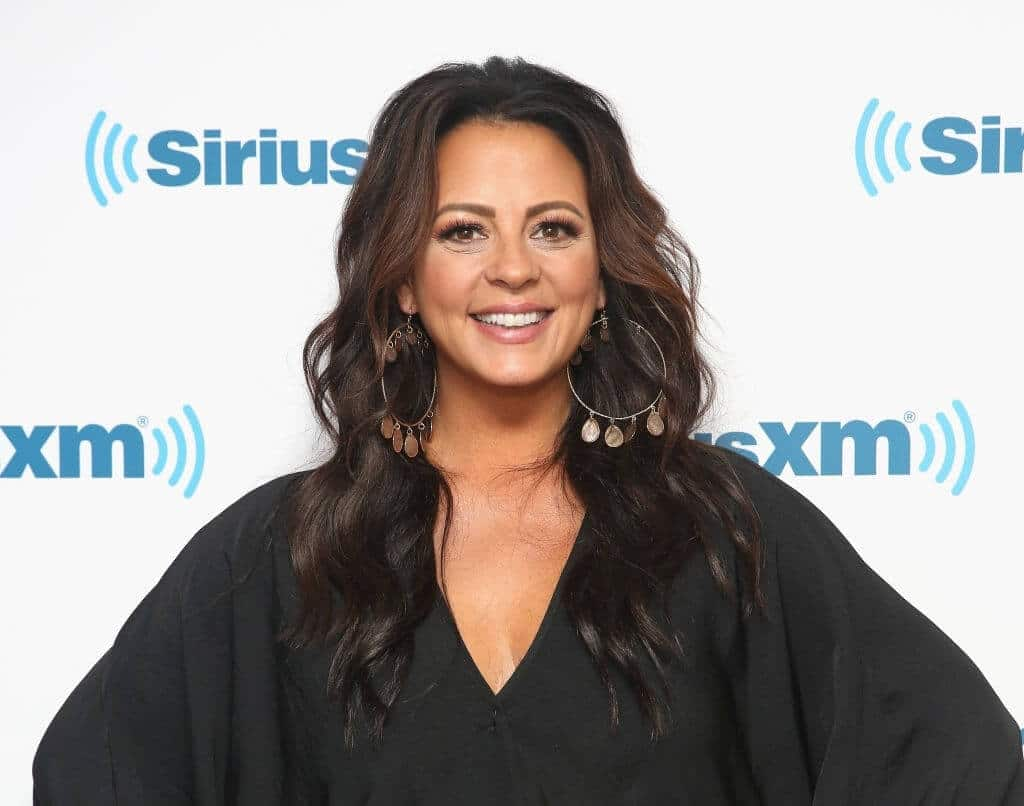 Sara Evans Measurements