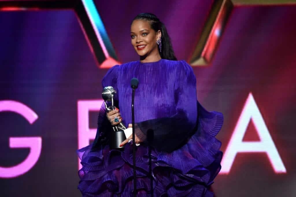 Rihanna Measurements